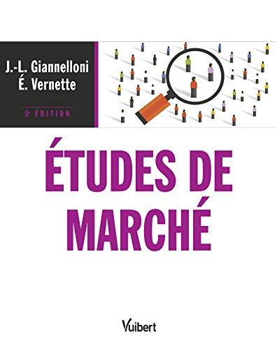 Livre | Etudes de Marché | JL GIANNELLONI & E. VERNETTE